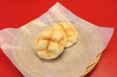 カリッとメロンパン